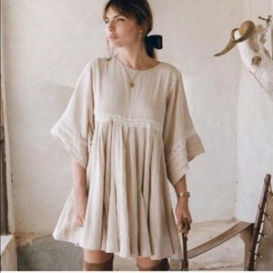 Spell and the gypsy mini paloma dress